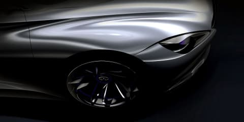 Infiniti Emerg-e concept previewed ahead of Geneva show