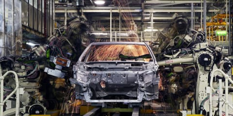 "Toyota Australia taking ""urgent action"" on local manufacturing"