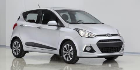 Hyundai i10: new city car under consideration for Oz