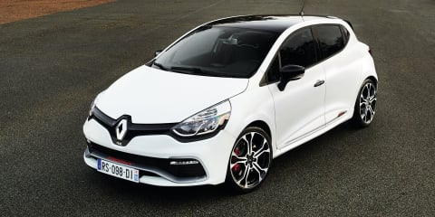 Renault Clio RS220 Trophy limited edition unveiled