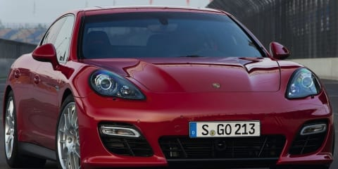 2012 Porsche Panamera GTS coming to Australia in March