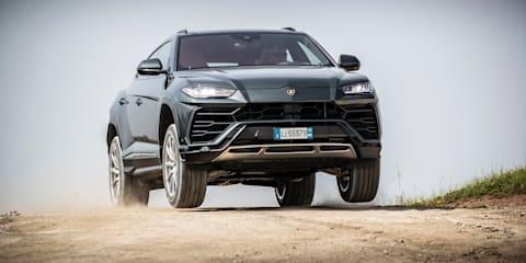 2018 Lamborghini Urus in numbers