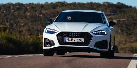 2021 Audi S5 Sportback review: Australian first drive