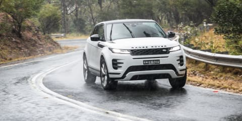 2020 Range Rover Evoque recalled