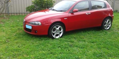 2006 Alfa Romeo 147 Selespeed review