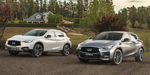 2019 Infiniti Q30, QX30 pricing and specs