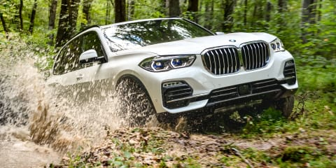 BMW X5 xDrive40i pricing and specs