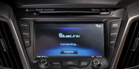 Hyundai BlueLink interface to launch in US in March
