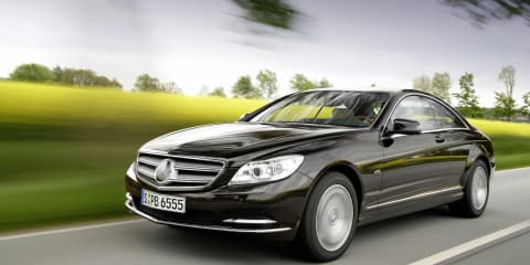 2010 Mercedes-Benz CL-Class coming to Australia in Q3