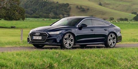2019 Audi A7 Sportback 55 TFSI quattro review
