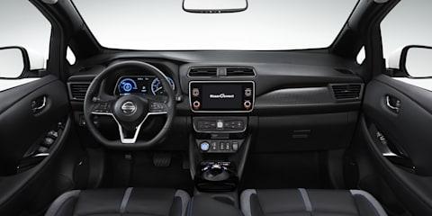 2019 Nissan Leaf e+ revealed, not for Oz yet