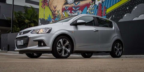 2017 Holden Barina LT review