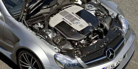 Mercedes-Benz V12 engine wins against emissions regulations