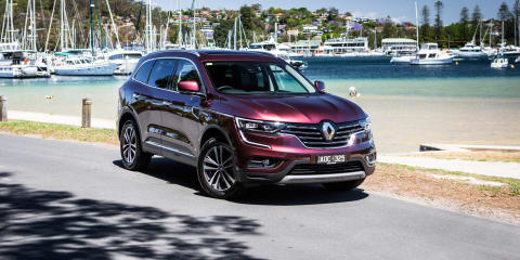 2018 Renault Koleos review: Intens diesel