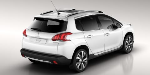 Peugeot 2008: urban crossover officially revealed