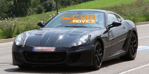Ferrari 599 replacement to have 515+ kW
