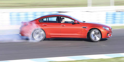 BMW: manual transmissions on the way out