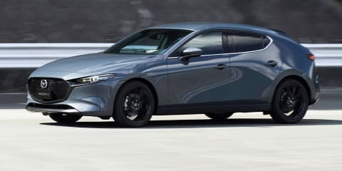 2019 Mazda 3: Leaked images reveal new look