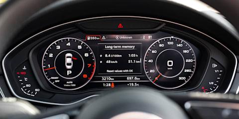 2017 Audi A5 TFSI quattro v Lexus RC200t comparison