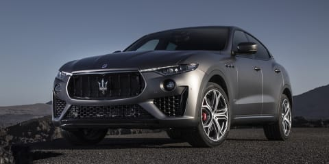 Maserati Levante Vulcano on sale from $184,990