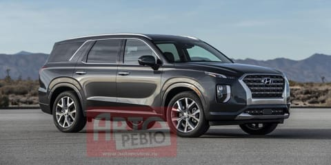 2020 Hyundai Palisade leaked ahead of debut