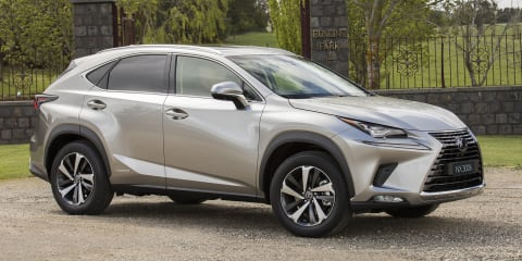 2019 Lexus NX pricing and specs