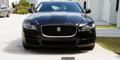 2017 Jaguar XE 20d Prestige review