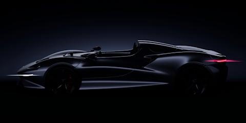 McLaren Ultimate Series roadster coming in 2020