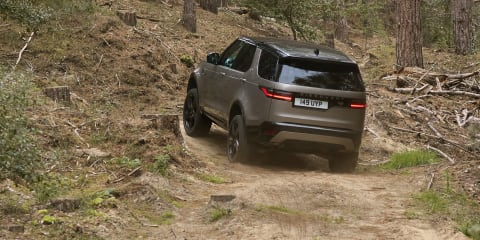 Jaguar Land Rover is seeking to block Volkswagen Group SUVs in the US