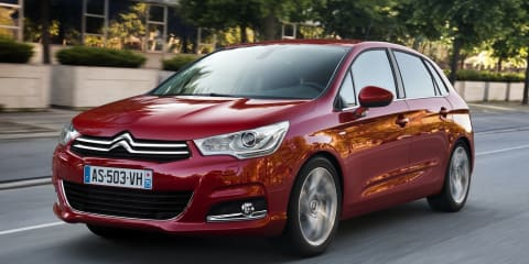 2011 Citroen C4 on sale in Australia in Q3