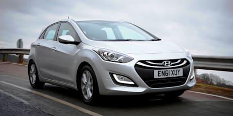 Hyundai i30 Review 2012