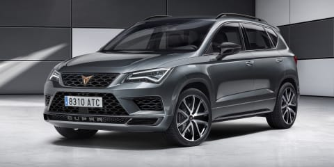 Cupra: Seven new models by 2021 - report