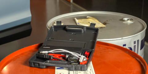 DIY: how to jump start a car with a portable power pack
