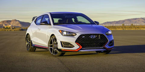 Hyundai Veloster N unlikely for Australia