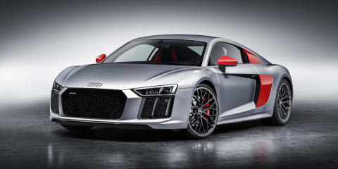 Audi R8 Audi Sport Edition revealed in New York