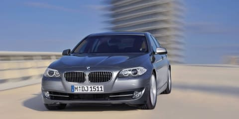 BMW 5 Series 'Echo' LWB EV for Chinese market