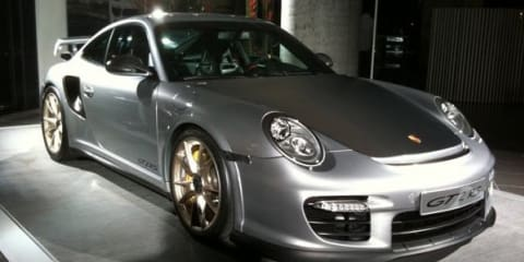 Porsche 997.2 GT2 RS almost ready