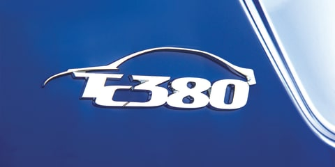 Subaru WRX STI TC380 announced in Japan