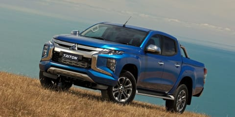 2019 Mitsubishi Triton launches with seven-year warranty, cheaper servicing