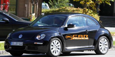 2012 Volkswagen Beetle unveiled April 18