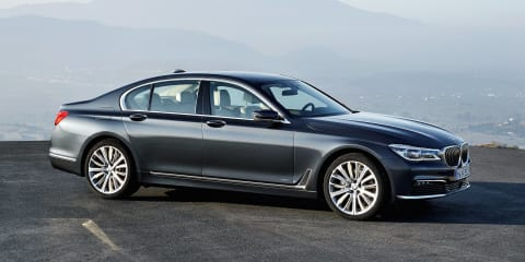 2016 BMW 7 Series due October, some first impressions