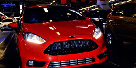 Ford Fiesta ST: production starts for baby hot-hatch