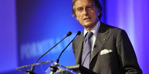 Ferrari chief in race for Italian presidency