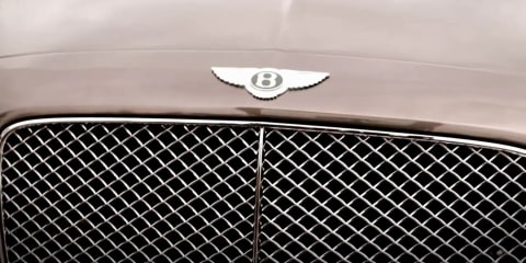 Bentley Flying Spur teased further in two new videos