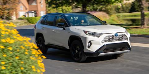 2019 Toyota RAV4 preliminary specs revealed