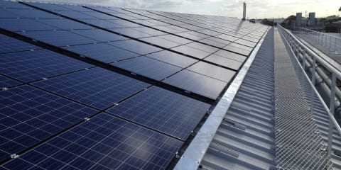 Toyota Australia to switch on Victoria's largest solar panel roof system