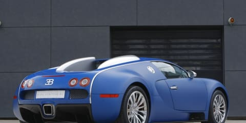 Video: Capturing the Bugatti Veyron for Forza 3