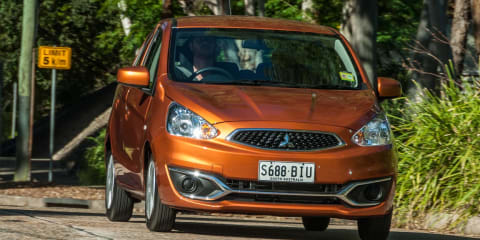 Mitsubishi Mirage, Lancer: Company accepts need for passenger cars