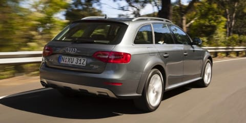 Audi A4 Allroad: premium German wagon ready for the outback