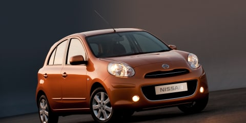 2011 Nissan Micra revealed - Geneva 2010